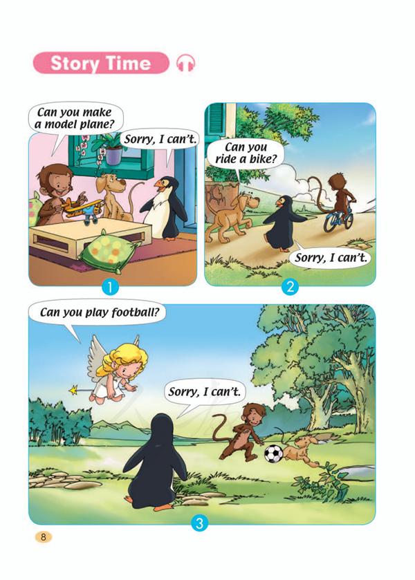 人教版(起点)小学英语二年级下册电子课本教材